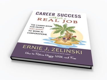 Career Success Without a Real Job Image #A