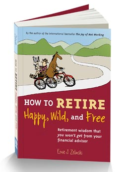 Published Book on Retirement